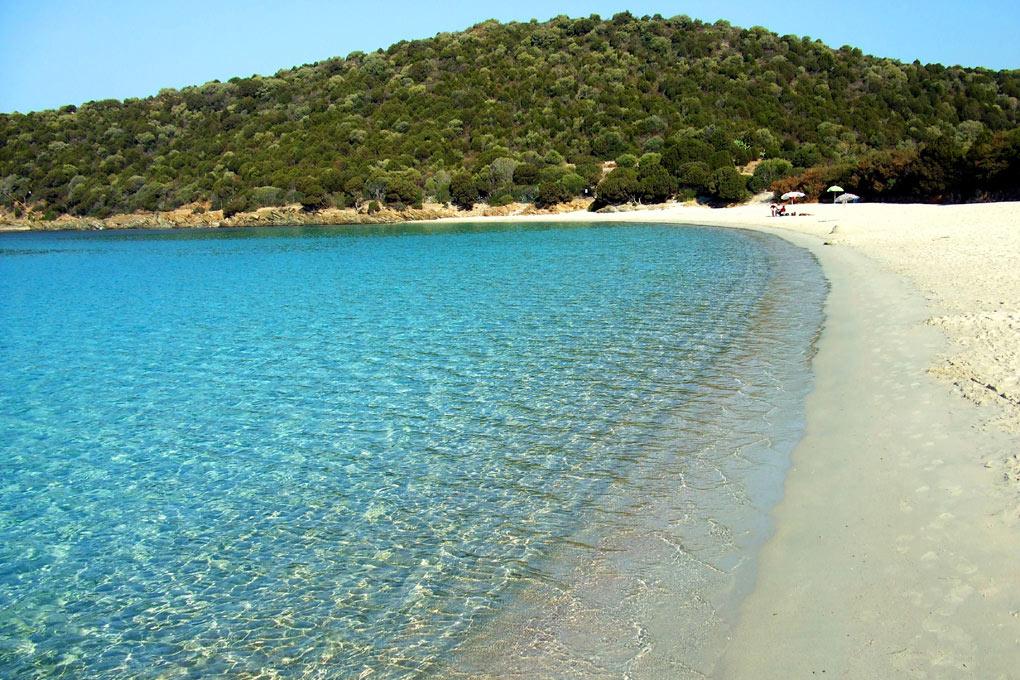 Spiaggia di tuerredda for Isola arreda cagliari
