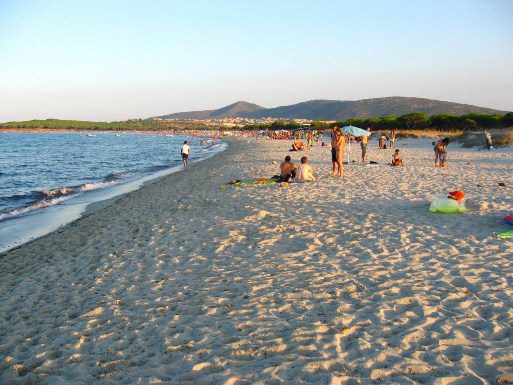 Spiaggia di budoni for Sardegna budoni spiagge