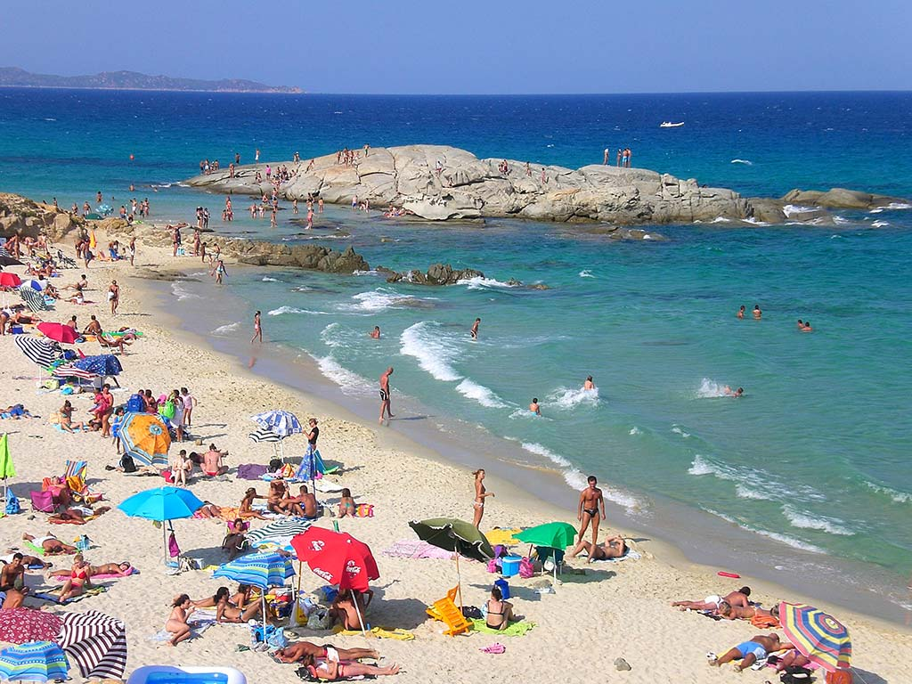 Scoglio di Peppino, Costa Rei - Video Sardegna 2020